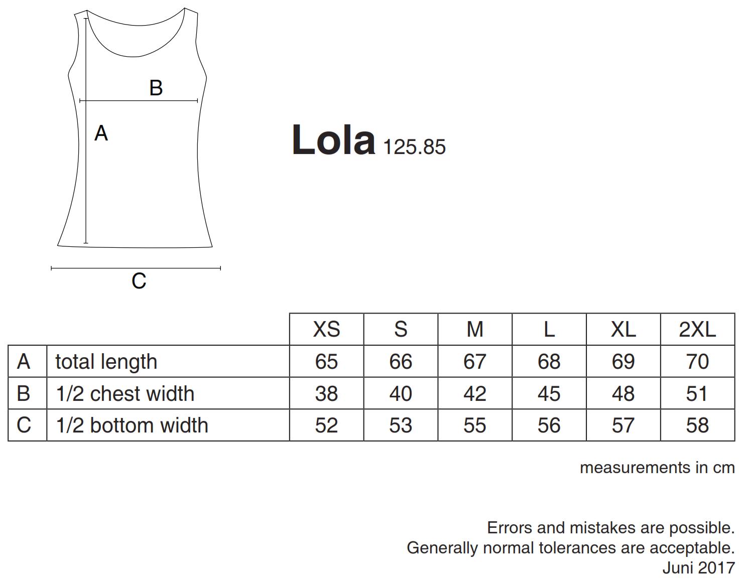 nakedshirt: Lola Women`s Tanktop TF-SL-O-CO130