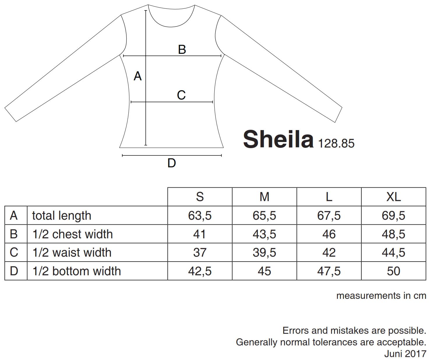 nakedshirt: Sheila Women`s Organic Deep Round LS TF-LSL-R-OG114