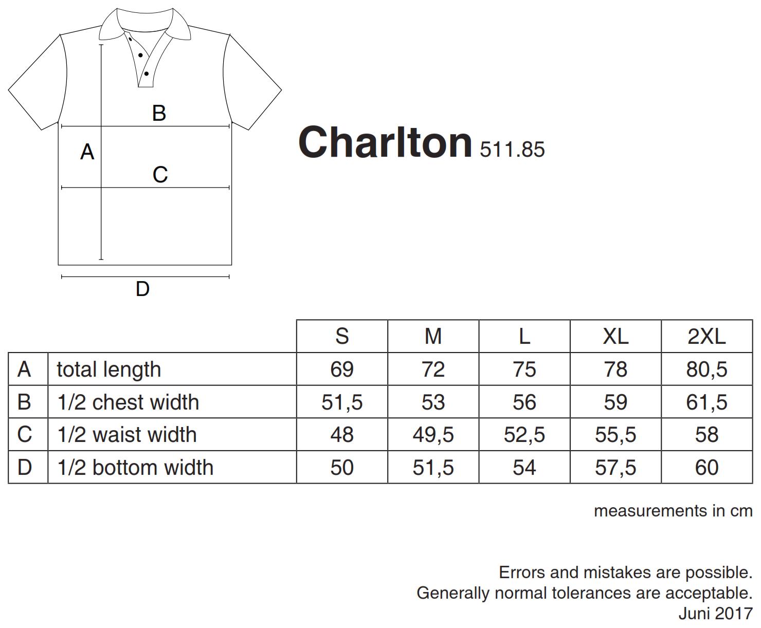 nakedshirt: Charlton Men`s Viscose-Cotton Pique-Polo PM-SSL-B-BL210